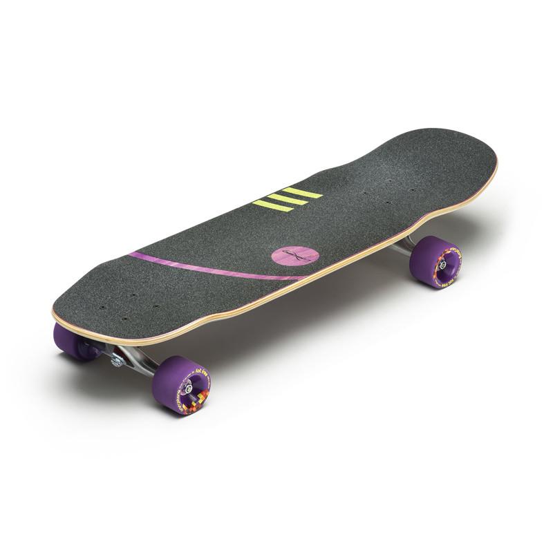 """Loaded Coyote 30.75"""" Paris V3 RKP - Cruiser Skateboard Complete"""