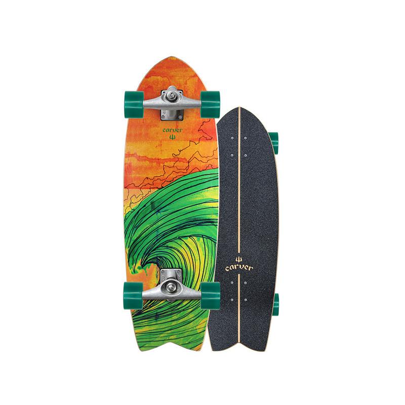 Carver Demo - Surfskate Complete NOT FOR RESALE